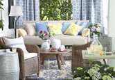 Interior Style Goes Outside