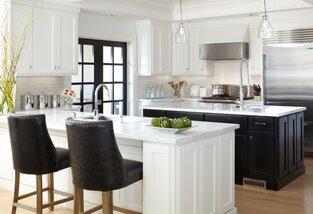 Contemporary Kitchen photo by Urrutia Design