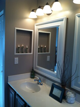 Traditional Bathroom photo by Design M.D., LLC