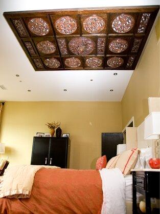 Contemporary Bedroom photo by Deb Reinhart Interior Design Group, Inc.