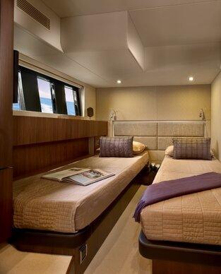Coastal Bedroom photo by Frances Herrera Interior Design