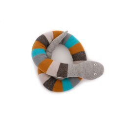 Boy Snake Plush Toy