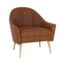 Calvin Leather Chair