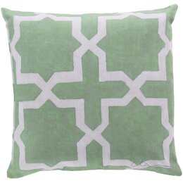 Madurai Celery Outdoor Pillow