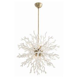 Coral Indoor/Outdoor Chandelier