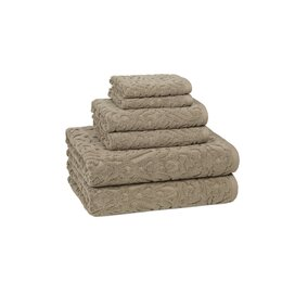 Carlyle 6 Piece Towel Set