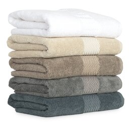 Surrey 6 Piece Towel Set