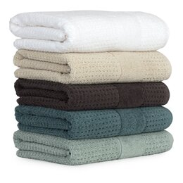 Crosby 6 Piece Towel Set