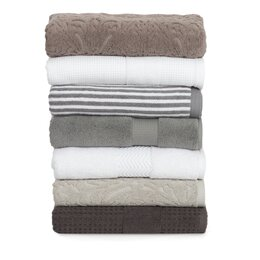 Bath Towels & Mats