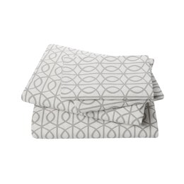 Gate Sheet Set in Smoke