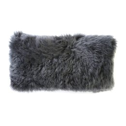 Sheepskin Long Smooth Pillow