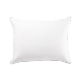 Down Alternative Filled Medium Sleeping Pillow 360 Thread Count