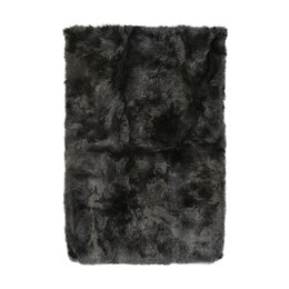 Sheepskin Longwool Steel Rug