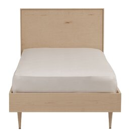 Piers Wooden Bed
