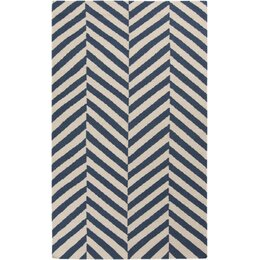 Offset Zag Area Rug