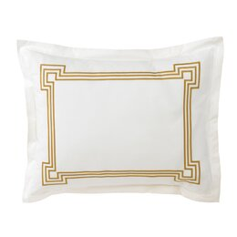 Regent Ochre Sham (Set of 2)
