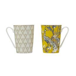 Citrine Mug Set (Set of 4)