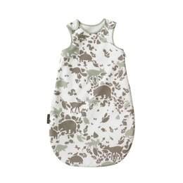 Woodland Tumble Mocha Flannel Lined Night Sack
