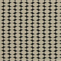 Almonds Fabric - Kohl