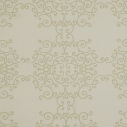 Soft Scrolls Fabric - Birch