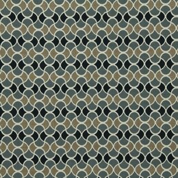 Carrington Fabric - Navy