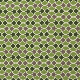 Carrington Fabric - Lime