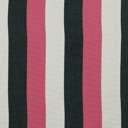 Lazy Cabana Fabric - Jet