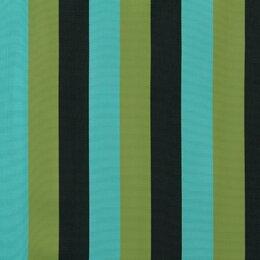 Lazy Cabana Fabric - Turquoise