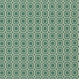 Palm Canyon Fabric - Turquoise