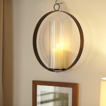 <strong>Hanging Candle Sconce</strong>