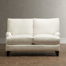 <strong>Montgomery Upholstered Loveseat</strong>