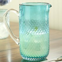 Hobnail Pool Pitcher