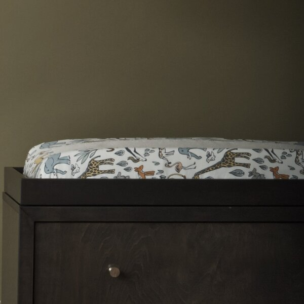 DwellStudio Safari Changing Pad Cover