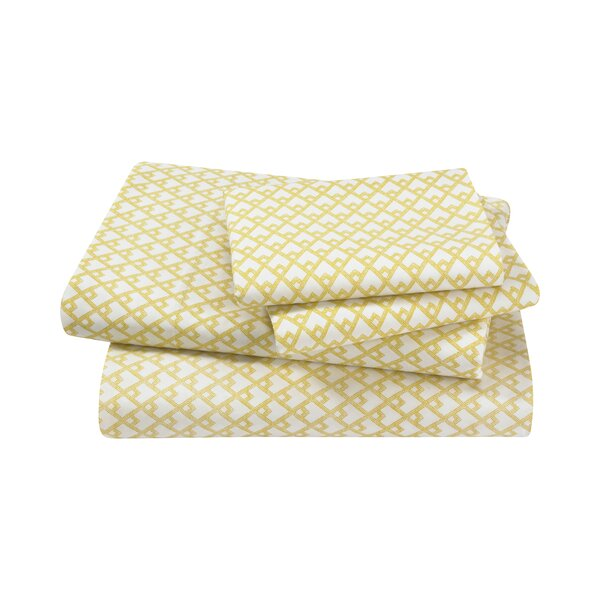 DwellStudio Masala Sheet Set