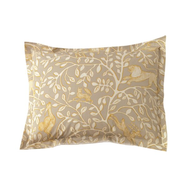DwellStudio Rhineland Mustard Sham (Set of 2)