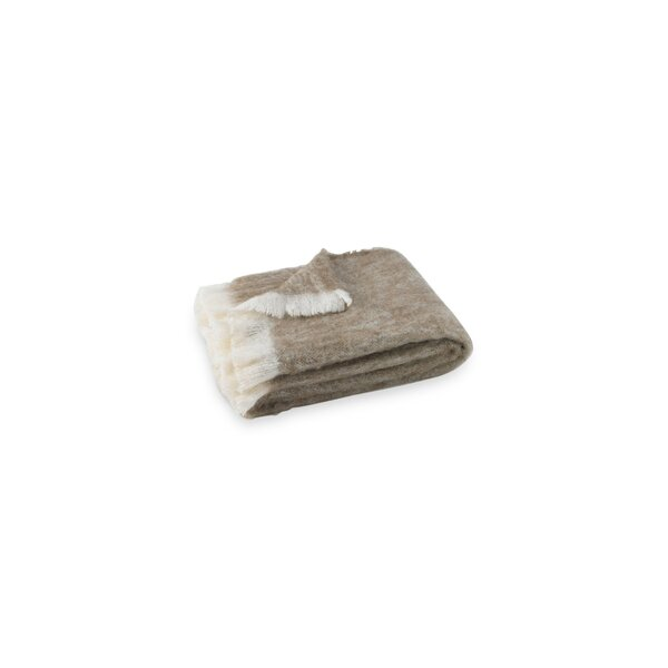 DwellStudio Alpaca Throw