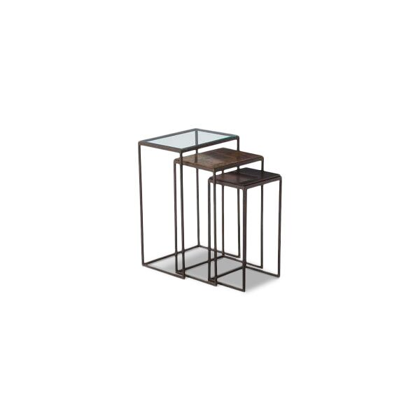 DwellStudio Connor 3 Piece Nesting Table