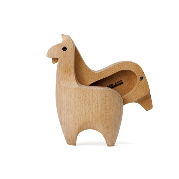 DwellStudio Carved Llama Box