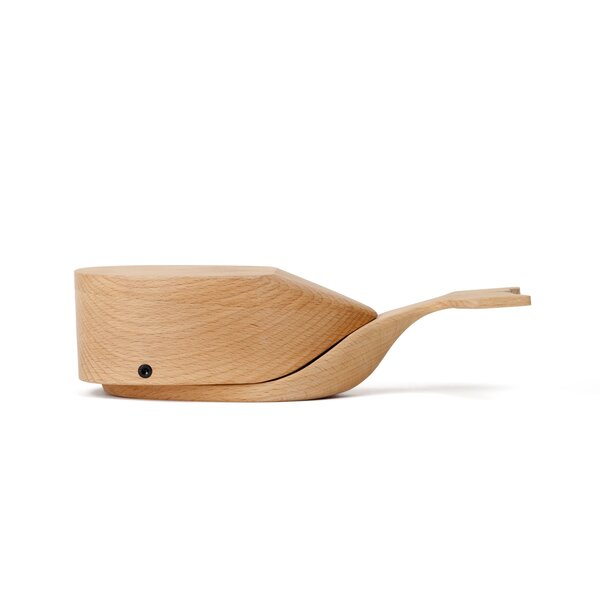 DwellStudio Carved Whale Box