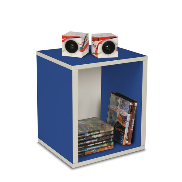 DwellStudio Cube Blue Storage