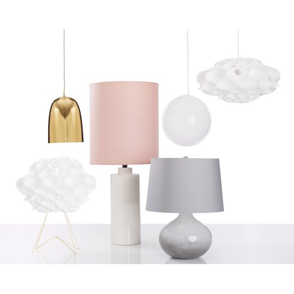 "DwellStudio Ombre 20"" H Table Lamp with Empire Shade"