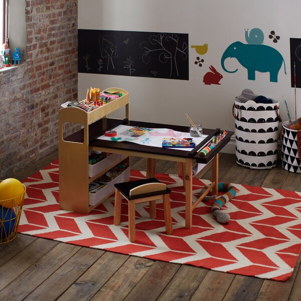 DwellStudio Kids Art Corner