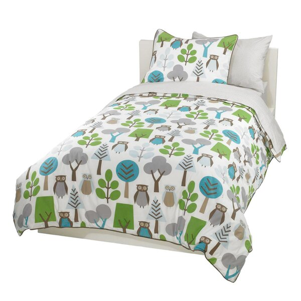 DwellStudio Owls Duvet Set
