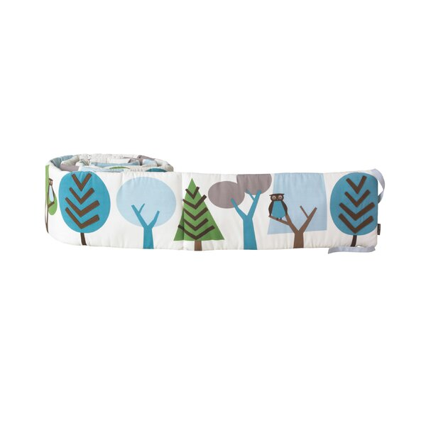 DwellStudio Owls Bumper