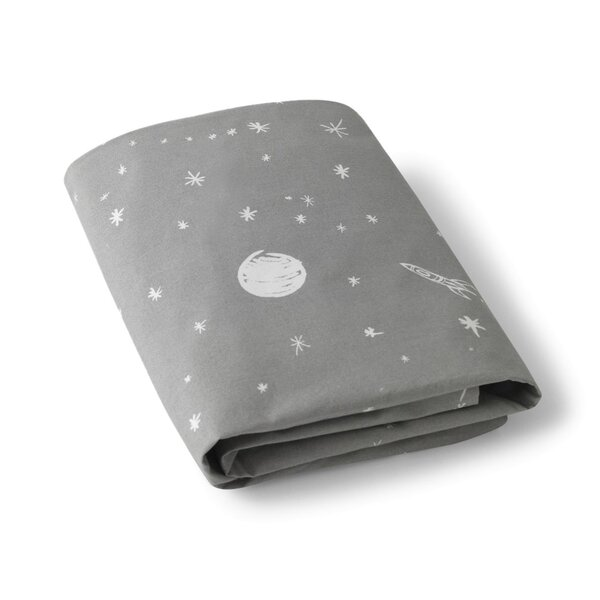 DwellStudio Galaxy Fitted Crib Sheet