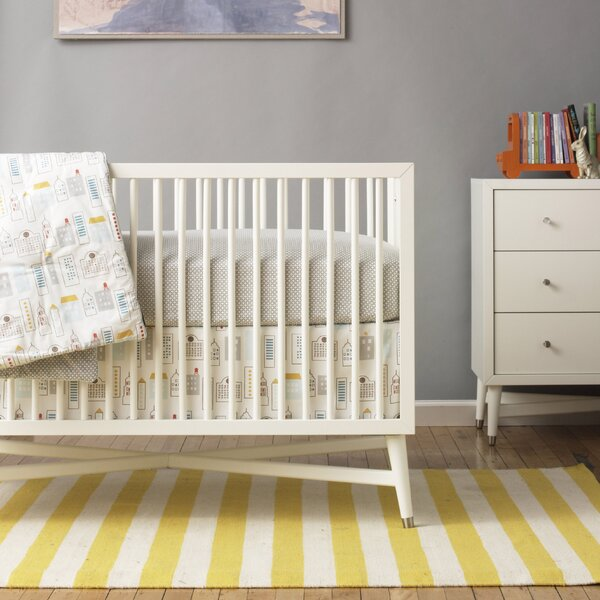 DwellStudio Skyline Nursery Bedding Collection