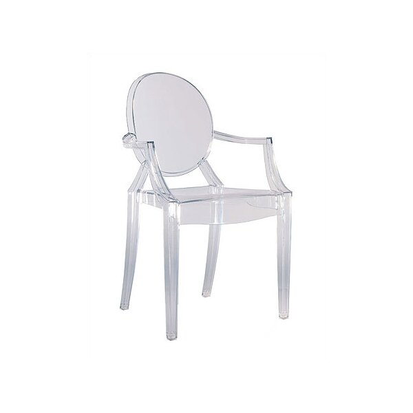 DwellStudio Louis Ghost Chair