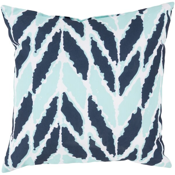 DwellStudio Arrow Aqua Outdoor Pillow