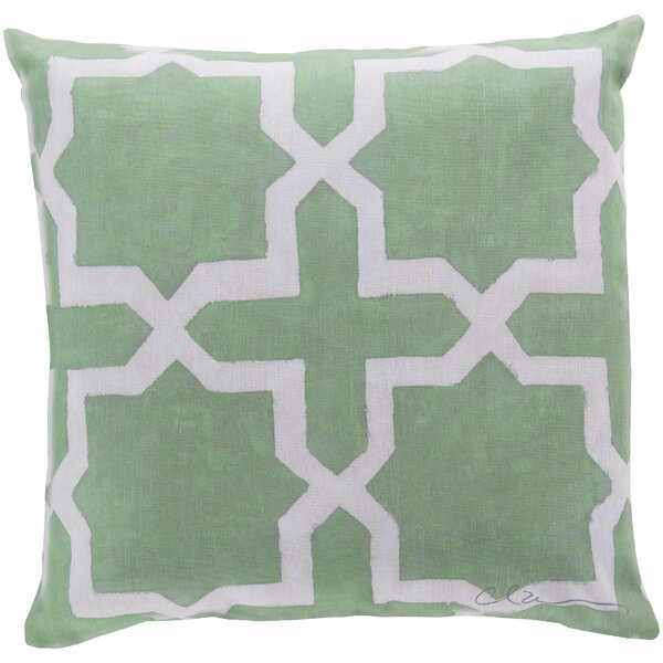 DwellStudio Madurai Celery Outdoor Pillow