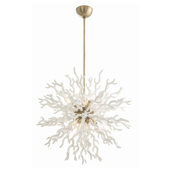 DwellStudio Coral Indoor/Outdoor Chandelier